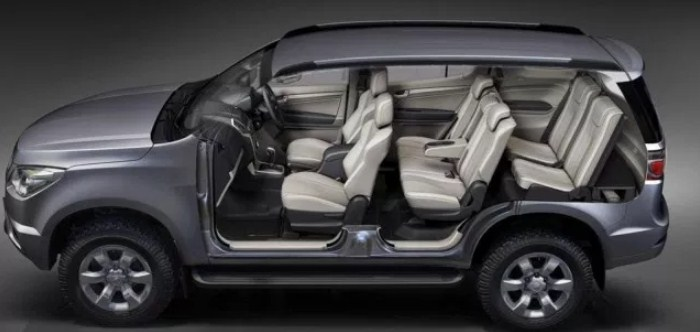 2019 Chevrolet Blazer Concept Price Release Date