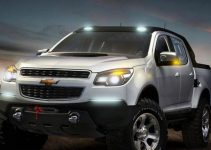 2019 Chevrolet Colorado Exterior