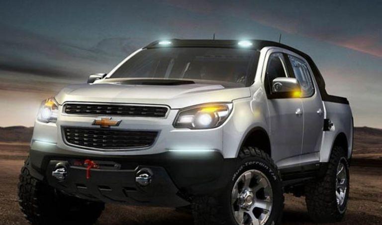 2021 Chevrolet Colorado Exterior