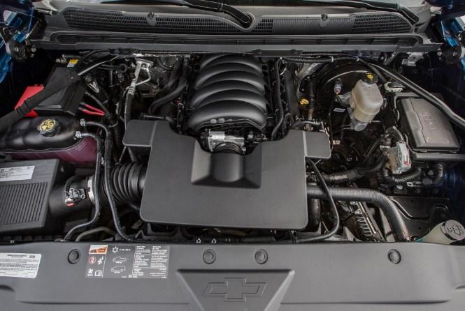 2019 Chevy 1500 Engine