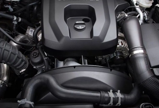 2019 Chevy Blazer Engine