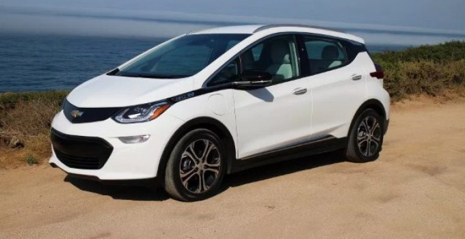 2019 Chevy Bolt Exterior