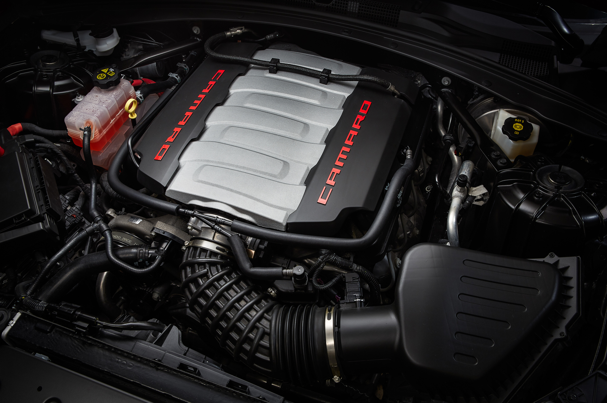 2019 Chevy Camaro Engine