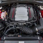 2019 Chevy Camaro SS Engine
