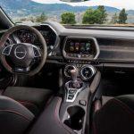 2019 Chevy Camaro SS Interior