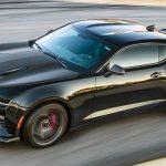 2019 Chevy Camaro SS Exterior