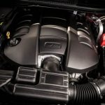 2019 Chevy Chevelle SS Engine