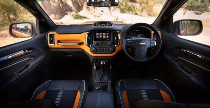 2019 Chevy Chevelle SS Interior