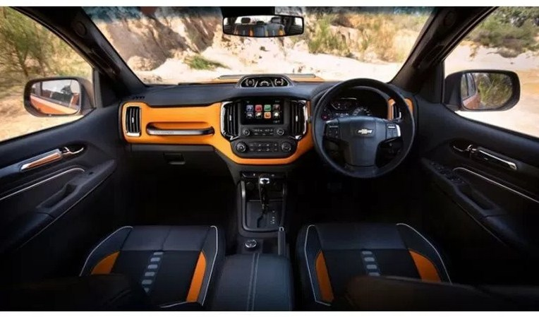 2021 Chevy Chevelle SS Interior