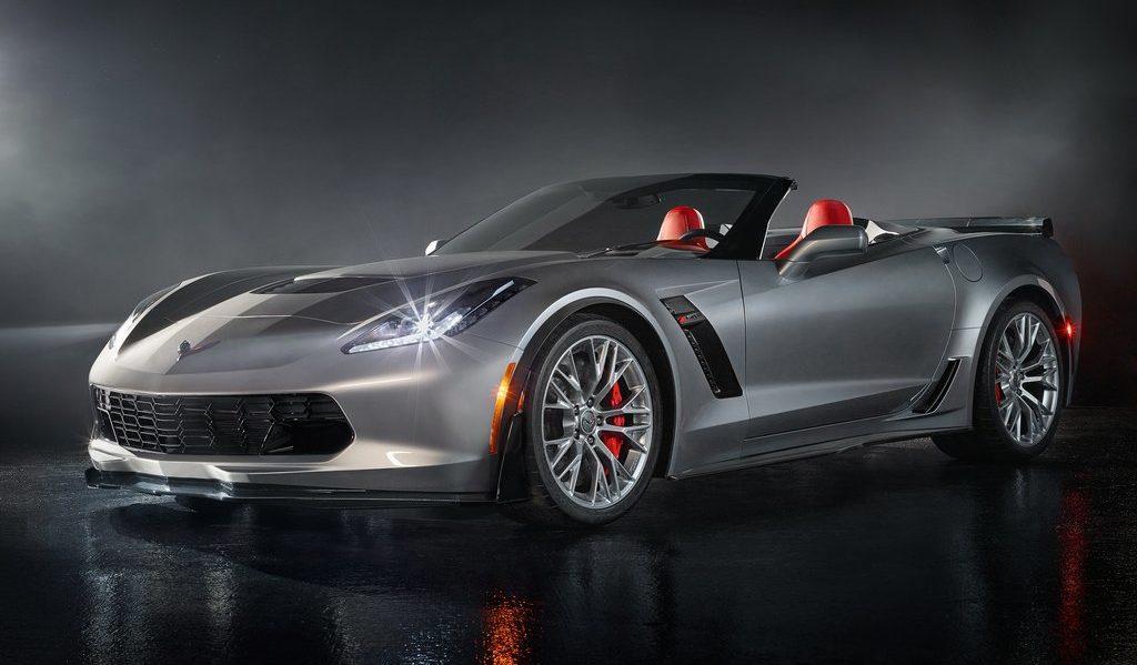 2021 Chevy Corvette Exterior