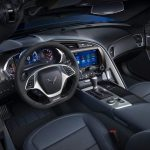 2019 Chevy Corvette Interior