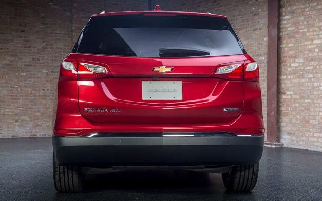 2021 Chevy Equinox Exterior