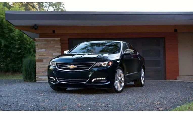 2019 Chevy Impala Exterior