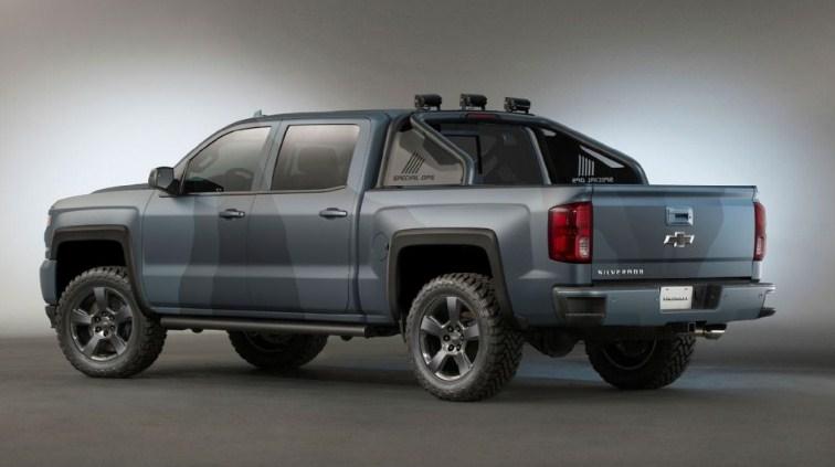 2021 Chevrolet Silverado 2500HD Exterior