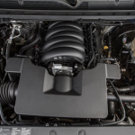 2019 Chevy Suburban Engine