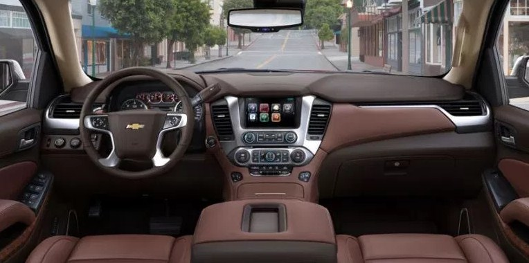2019 Chevy Tahoe Interior