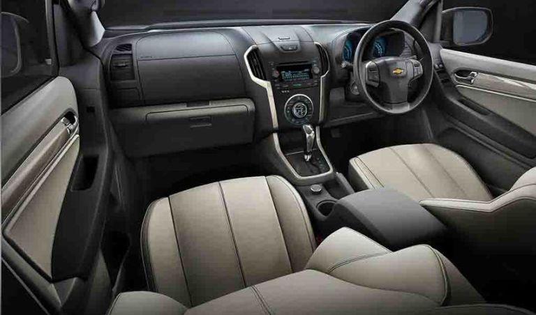 2019 Chevy Trailblazer Interior
