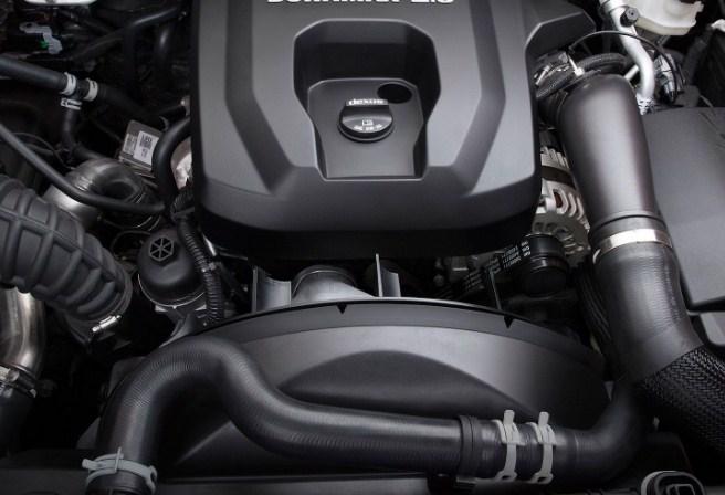 2020 Chevrolet Blazer Engine