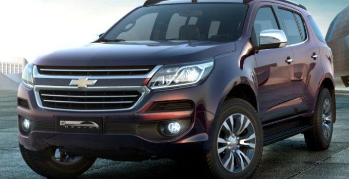 2020 Chevrolet Blazer Exterior