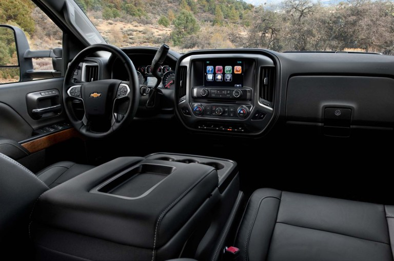 2021 Chevy Silverado 1500 Interior