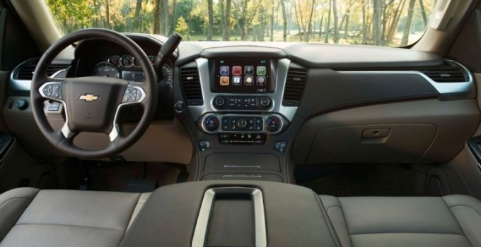 2019 Chevy Suburban Interior