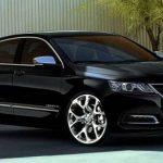 2021 Chevy Impala Exterior