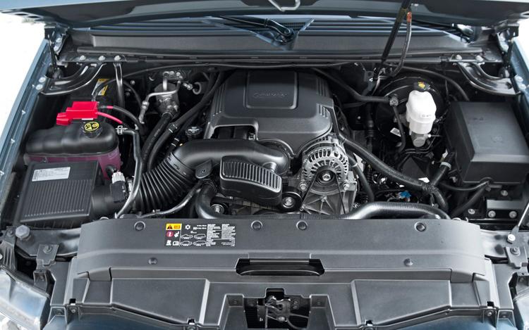 2021 Chevrolet Avalanche Engine