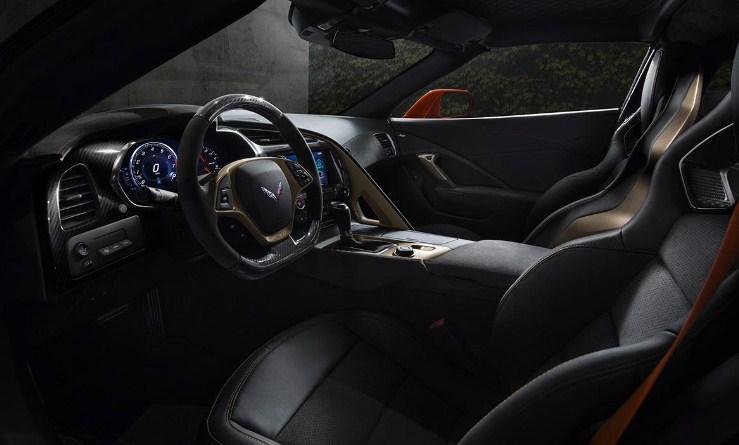 2021 Chevrolet Corvette ZR1 Interior