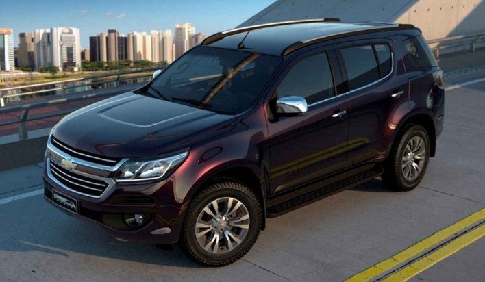 2019 Chevrolet Trailblazer Exterior
