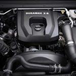 2019 Chevy Colorado ZR2 Engine