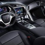 2019 Chevy Corvette ZR1 Interior