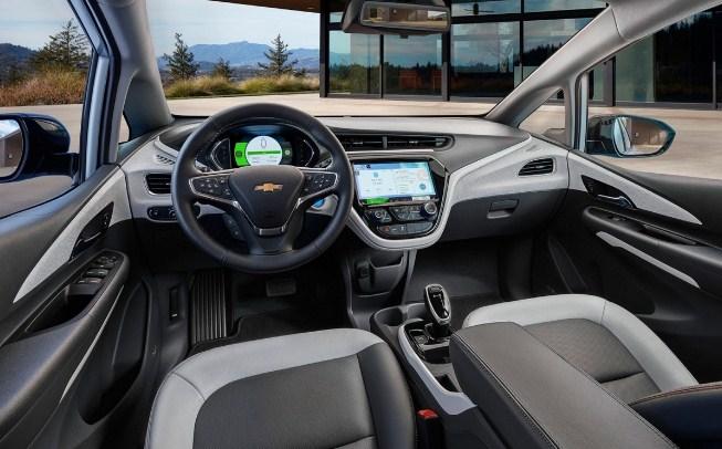 2020 Chevy El Camino Interior