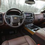 2020 Chevy Silverado 2500HD Interior