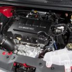 2019 Chevy Sonic Engine