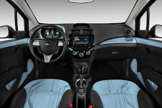 2021 Chevy Sonic Interior