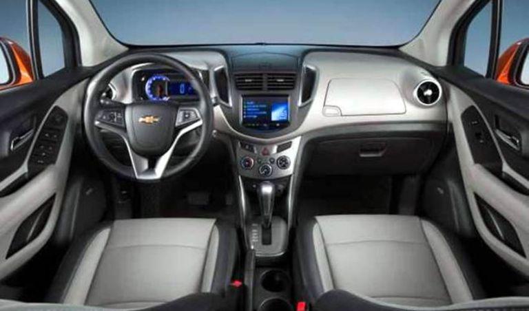 2019 Chevy Trax Interior