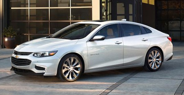 2020 Chevy Malibu Interior, Changes And Price | Chevrolet ...