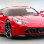 2020 Chevy Corvette Exterior