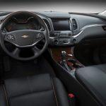 2020 Chevy Impala SS Interior