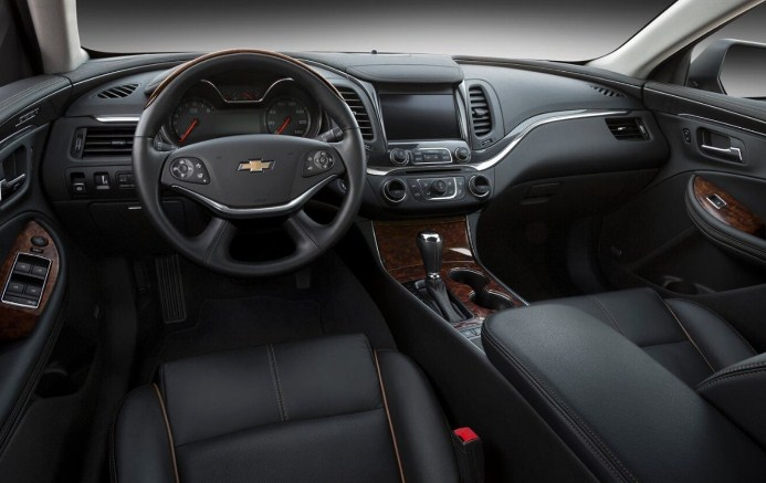 2020 Chevy Impala Ss Interior  Specs And Price