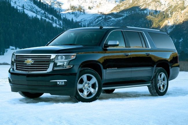 2020 Chevy Suburban Concept, Interior And Price ...