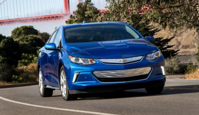 2020 Chevy Volt Review, Changes, And Price   Chevrolet ...