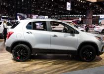2020 Chevrolet Trax Exterior