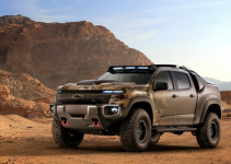 2020 Chevy Colorado Exterior