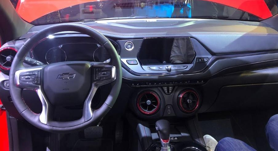 2019 Chevrolet Blazer Concept, Release Date, Interior ...