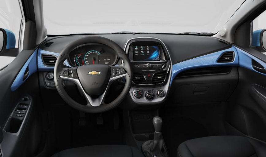 2019 Chevrolet Camaro Interior