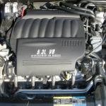 2019 Chevrolet Chevelle SS Engine