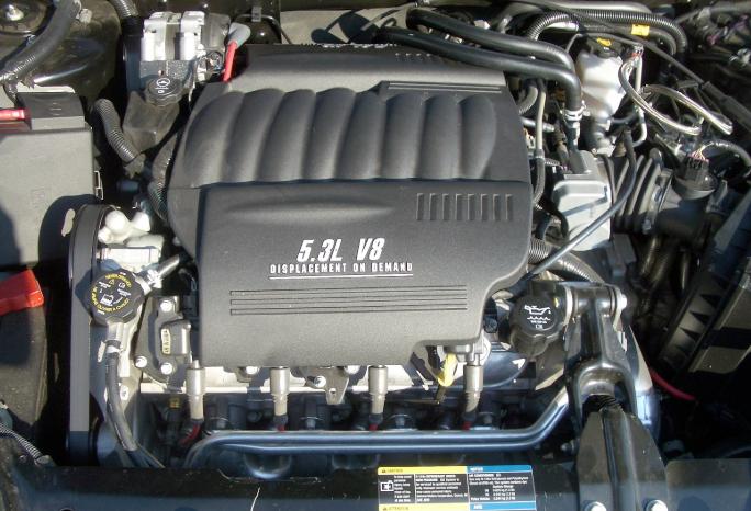 2021 Chevrolet Chevelle SS Engine