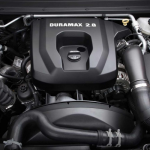 2019 Chevrolet Colorado Engine
