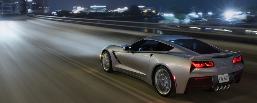 2021 Chevrolet Corvette Coupe Exterior